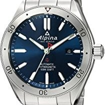 Alpina AL-525NS5AQ6B Men's 'Alpiner 4' Swiss...