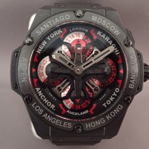 Hublot King Power Unico GMT / 48 mm