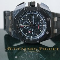 Audemars Piguet Royal Oak Offshore watch, 44mm forged carbon