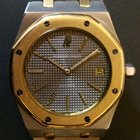 Audemars Piguet Royal Oak Jumbo B Serie Stahl Gold 5402
