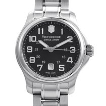 Victorinox Swiss Army Officer's XS Ladies Stainless Steel...