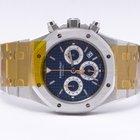 Audemars Piguet Royal Oak Chronograoh Racing Blue-Orange NEW