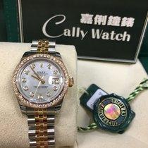 Rolex Cally - 26MM Datejust 179383 MOP Diamond (Jubilee) 珍珠貝母面