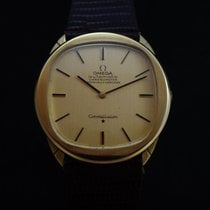 Omega Rare Vintage Constellation 18k Gold