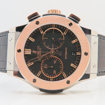 Hublot Classic Fusion Chronograph Rose Gold Steel 45mm...