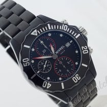 Nivrel Wild Sea Chronograph Black PVD (limited 300)