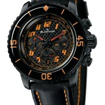 Blancpain 50 Fathoms Speed Command
