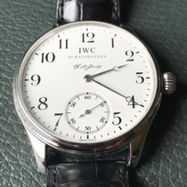 IWC Portuguese F.A. Jones Platina Limited Edition