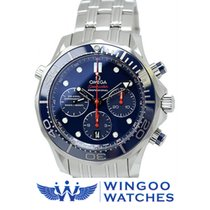 Omega Seamaster Diver 300M Co-Axial Chonograph 44 MM Ref....