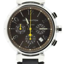 Louis Vuitton Tambour Chronograph Stainless Steel