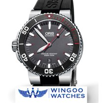 Oris AQUIS RED LIMITED EDITION Ref. 01 733 7653 4183-Set RS