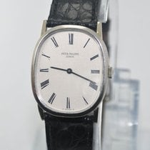 Patek Philippe Ellipse Ref: 3548 18K White Gold - Men's...