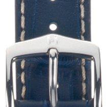 Hirsch Modena Uhrenarmband dunkelblau L10302880-2-22 22mm