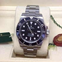 Rolex Submariner Non-Date 114060 - Box & Papers 2015