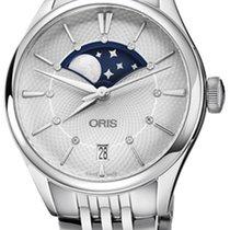 Oris Artelier Grande Lune, Date    01 763 7723 4051-07 8 18 79