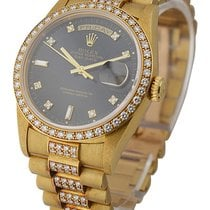 Rolex Used 18348_used_b_dd President Crown Collection 36mm Day...