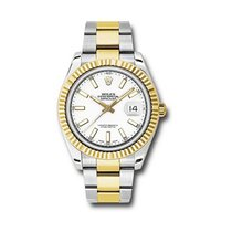 Rolex Unworn 116333 Datejust II - Steel and Yellow Gold with...