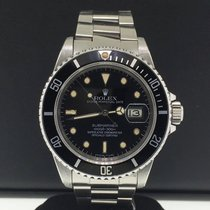 Rolex Submariner 16800 40mm Stainless Steel Black Dial  1986...