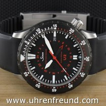 Sinn U2 SDR. Der Einsatzzeitmesser aus U-Boot-Stahl. 1020.040,...