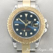 Rolex Yachtmaster Stahl Gelbgold 750 29 mm Yacht Master Lady