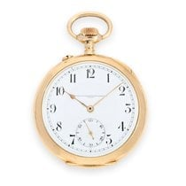 글라슈테 오리지날 (Glashütte Original) Pocket watch:  precision watch,...