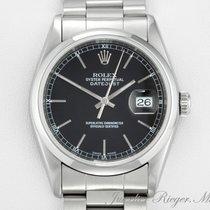 Rolex Datejust 16200 Stahl 36 mm Automatik Date Just