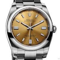 Rolex 116000 OYSTER PERPETUAL 36mm White Grape