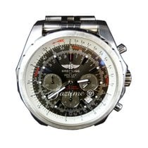 Breitling Bentley Motors T A25363 Men's 48mm Stainless...