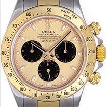 롤렉스 (Rolex) Genuine Rolex Cosmograph Daytona Men's 2-Tone...