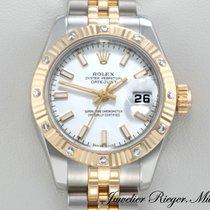 Rolex Datejust 179313 Stahl Gelbgold 750 Diamanten Date Just Lady