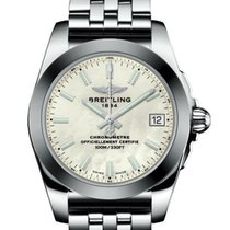 Breitling Galactic 36 SleekT Ladies Watch
