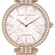 Harry Winston Premier Ladies Automatic 36mm prnahm36rr001