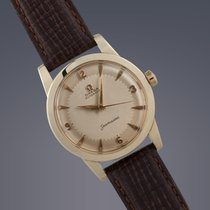 Omega Seamaster gold capped automatic 'Bumper' movment...