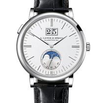 A. Lange & Söhne Saxonia Moon Phase 40mm
