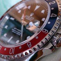 Rolex GMT II ST REF 16710 +Box & Papiere+ NEAR NOS...