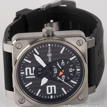 Bell & Ross - BR 03-51 GMT Big Date : BR03-51-T