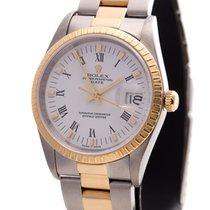 Rolex Oyster Perpetual Date 18 KA Gold & Steel
