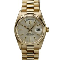 """Rolex Day Date """"President"""" ref 18038 retailed by..."""