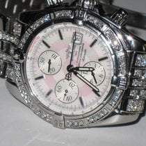 Breitling Chronomat Evolution MOP Stainless Steel Automatic...