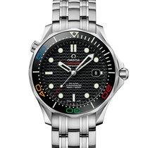 Omega Seamaster Diver 300 M Rio Games 2016
