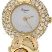 Chopard Casmir 18K Solid Gold Diamonds