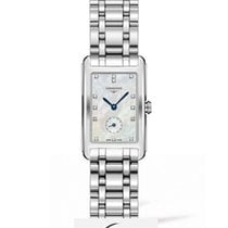 Longines DolceVita Mother of Pearl Dial Stainless Steel R