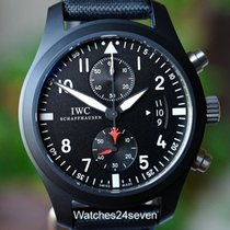 IWC Pilot's Top Gun Ceramic Chronograph