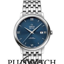 Omega PRESTIGE CO-AXIAL 39,5 MM Blue Dial
