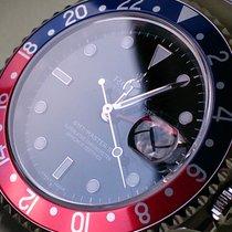 Ρολεξ (Rolex) GMT II ST REF 16710 +WIE NEU + Box & Papiere