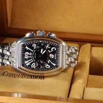 Franck Muller CONQUISTADOR KING CHRONO 8002 CC FULL SET