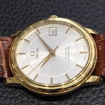 Omega De Ville chronometer 18k yellow gold