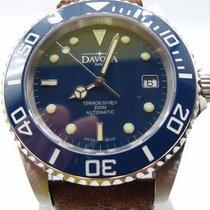 Davosa Pack Original Ternos Diver leather strap+steel bracelet