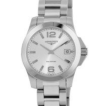 Longines Conquest Women's Watch L3.377.4.76.6