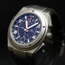 IWC Ingenieur - Special Edition AMG Flyback Chronograph -...